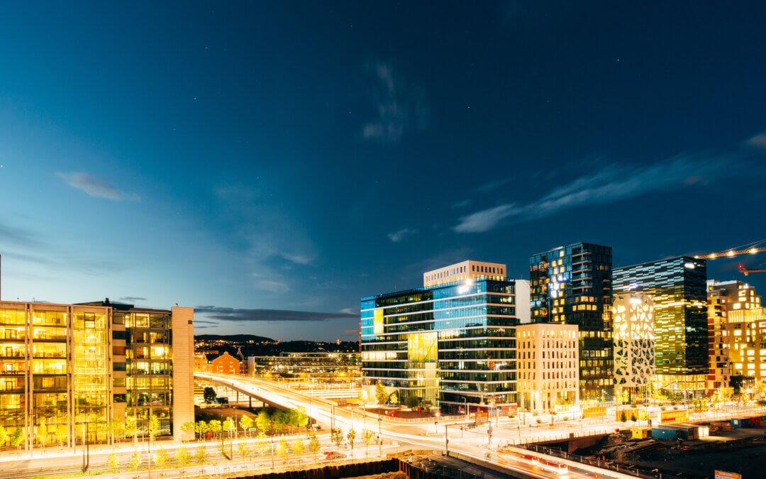 Quais as diferenças entre arquitetura moderna e contemporânea?